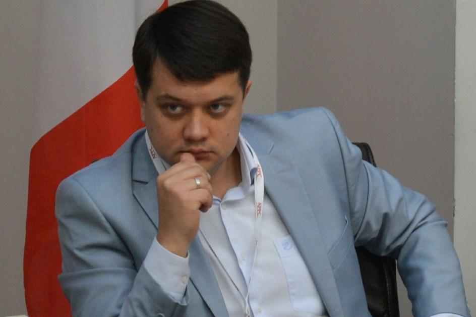 Разумков назвав причину відмови Ради оголосити проведення виборів в Україні