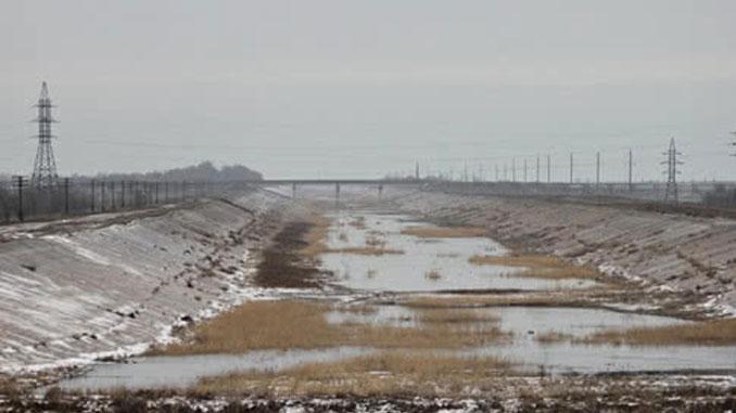 Крим стрімко втрачає воду, попри зимові опади (Фото)